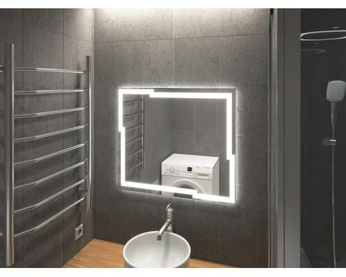 Зеркало в ванну комнату с подсветкой Лавелло